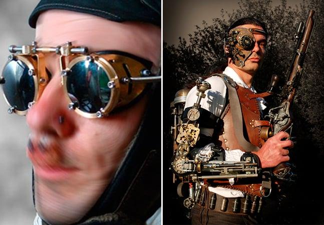 O estilo Steampunk e a inspiração vinda com 'De Volta para o Futuro III'