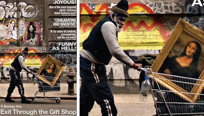 Você tem que assistir esse filme: Documentário sobre streetart do Banksy