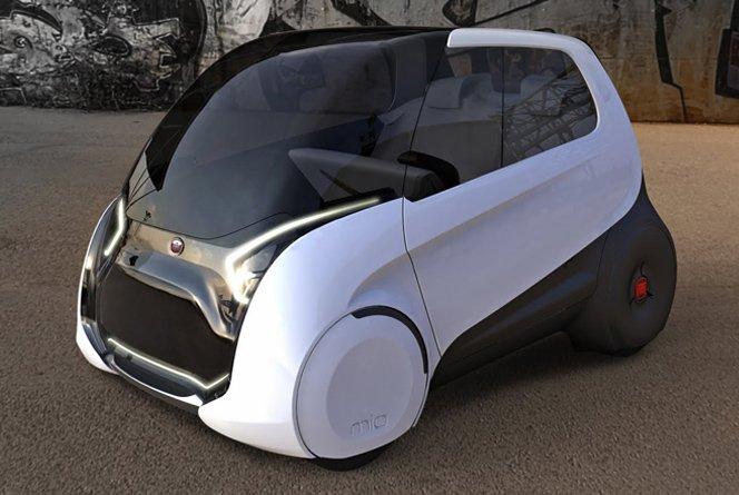 Fiat Mio e o carro conceito construído com a opinião dos internautas