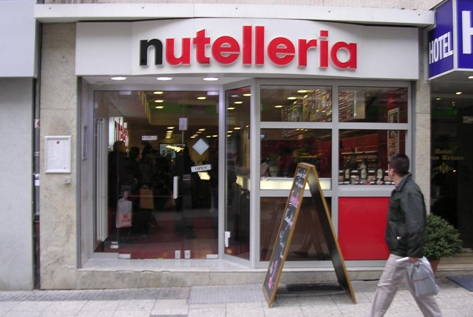 Conheça a Nutelleria