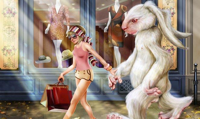 A arte de Angela Bassichetti
