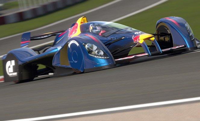 Red Bull cria carro de F1 mais rápido do mundo para o game Gran Turismo 5