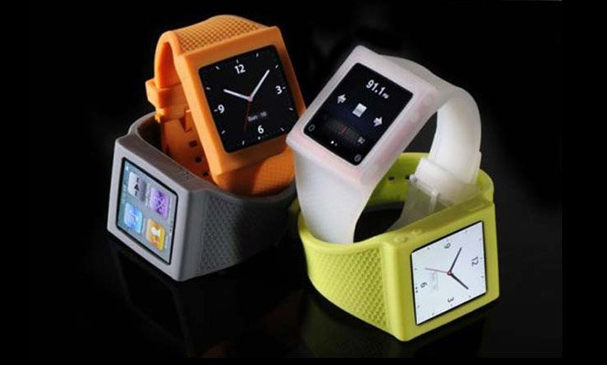 Transforme seu iPod Nano em um relógio de pulso 2