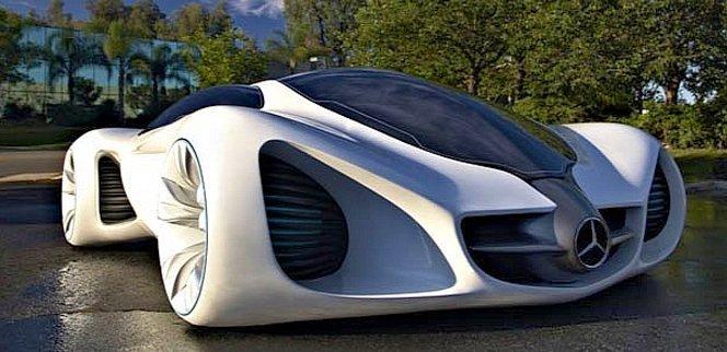 Carro conceito Biome