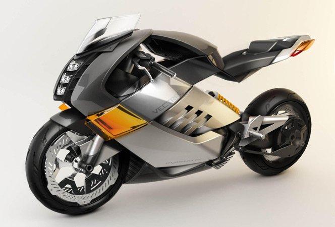 Electric SuperBike Vectrix