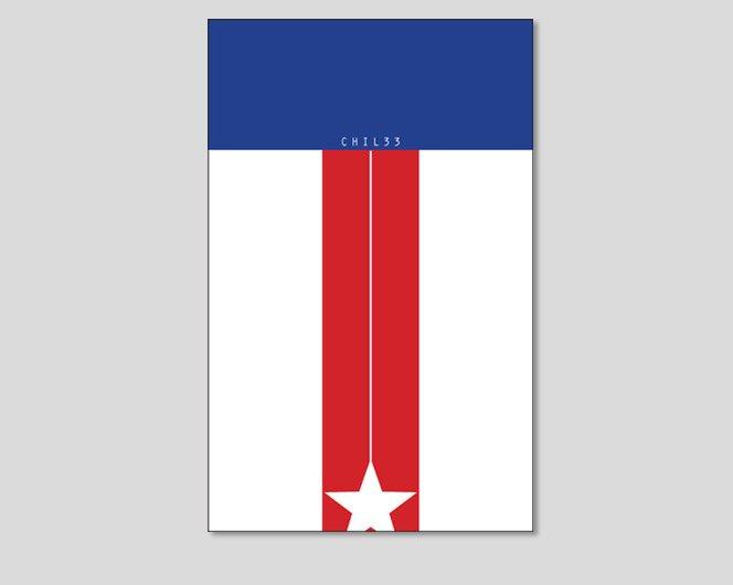 Redesign de bandeiras – Las Fg