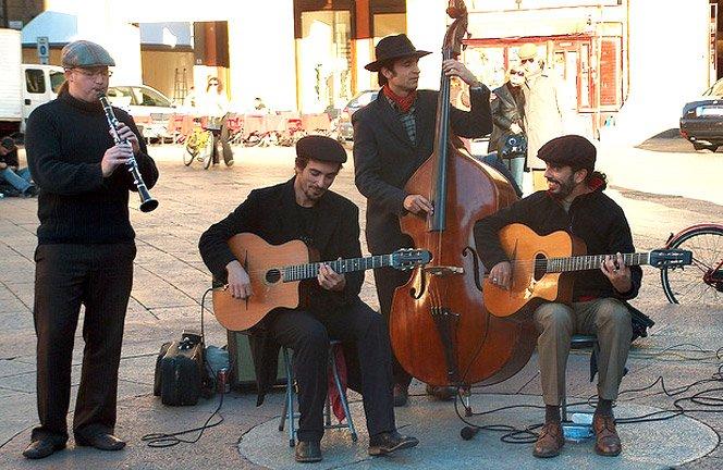 Jazz e Blues na faixa nesse domingo na Pompéia-SP