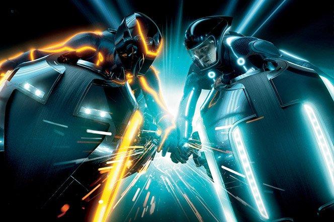 Design de Tron Legacy > O filme estréia hoje