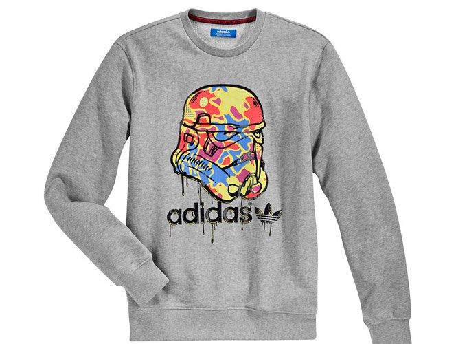 Nova coleção Adidas + Star Wars