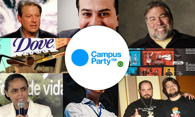 10 palestras imperdíveis na Campus Party 2011