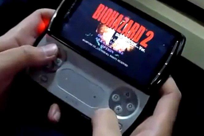 Vídeo mostra Playstation Phone