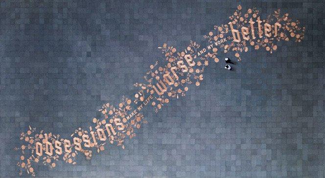 O design de Sagmeister