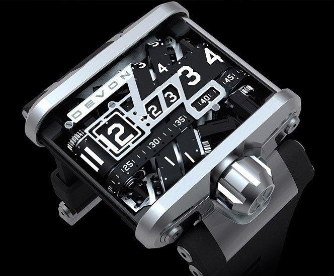 Relógio Time Pieces
