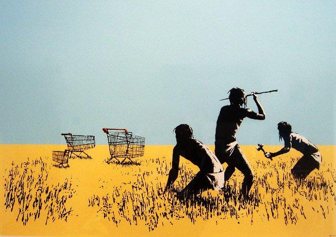 Mini Documentário sobre o Banksy