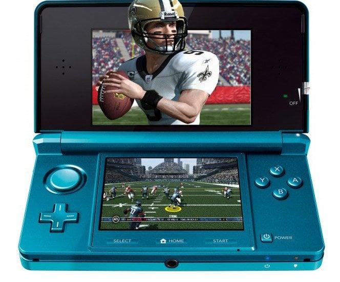 Nintendo 3DS é lançado no Japão
