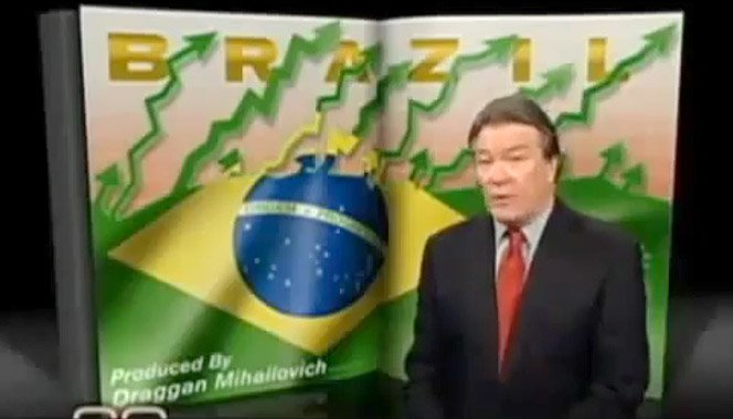 O Brasil na visão dos americanos
