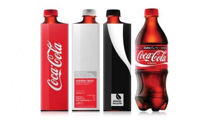 Coca-Cola Quadrada