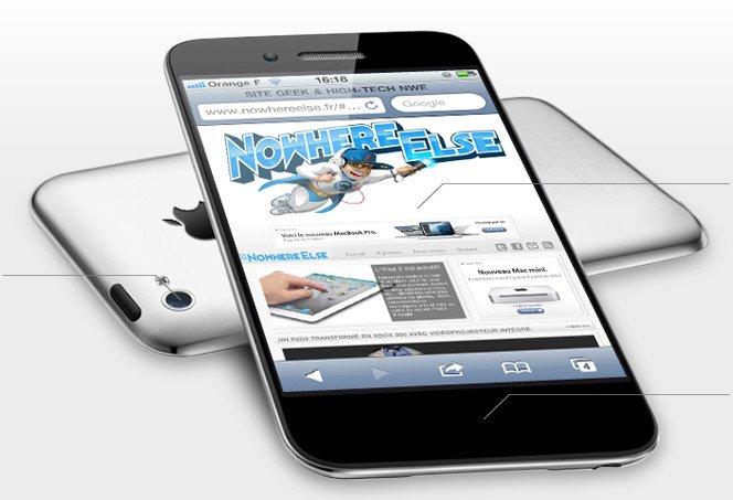 Como será o iPhone 5?