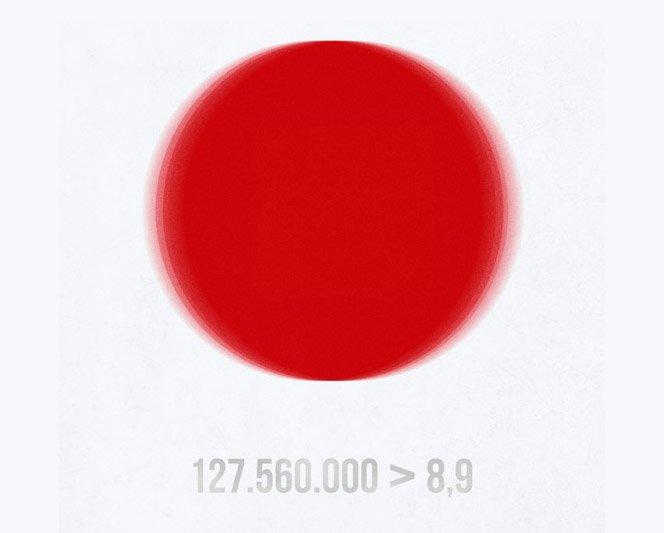 Arte para ajudar o Japão