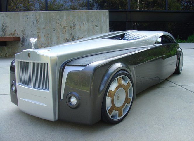 Rolls Royce Gangster