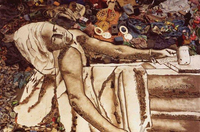 Assista ao Documentário Lixo Extraordinário do Vik Muniz
