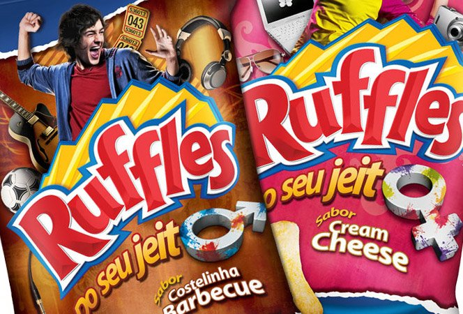 Crie o novo sabor de Ruffles e ganhe R$50.000