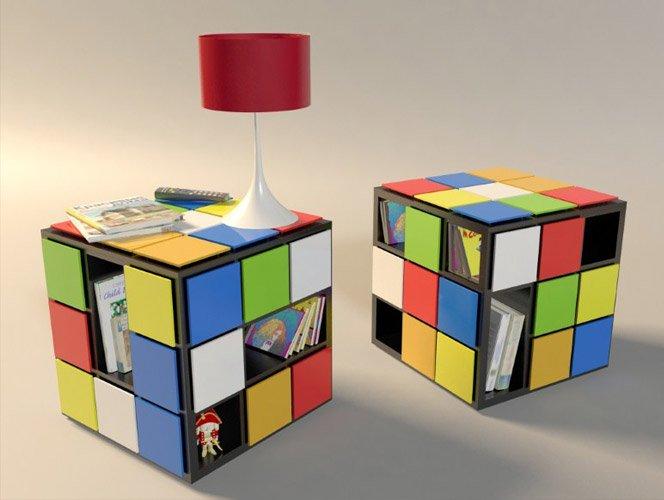 Mesa Cubo Mágico