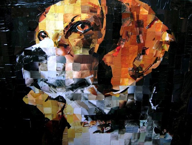 My Dog Collage – Samuel Price