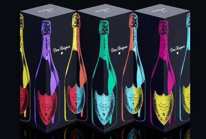 Dom Pérignon + Andy Warhol