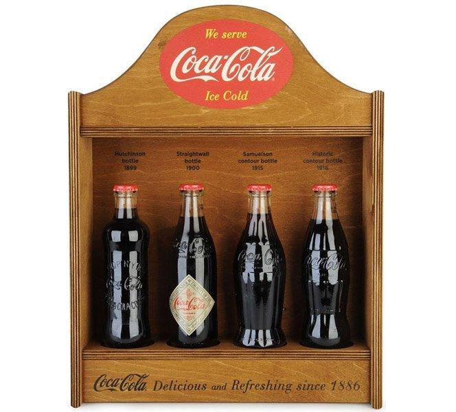 Compre uma embalagem de Coca-Cola Antiga