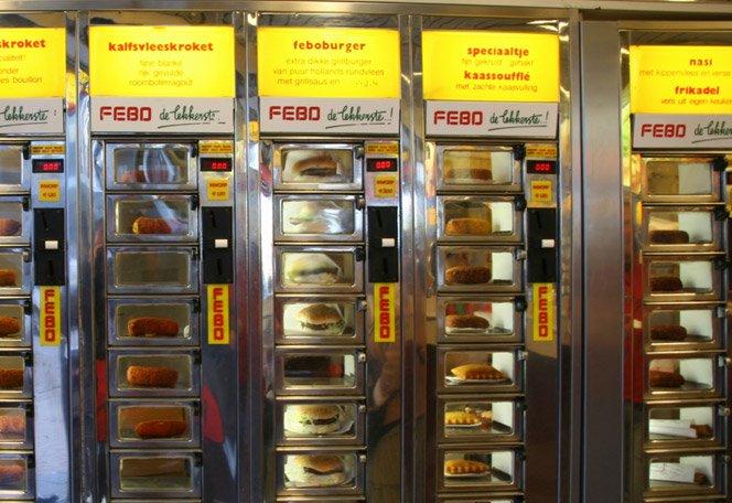 Febo, o fast food de verdade