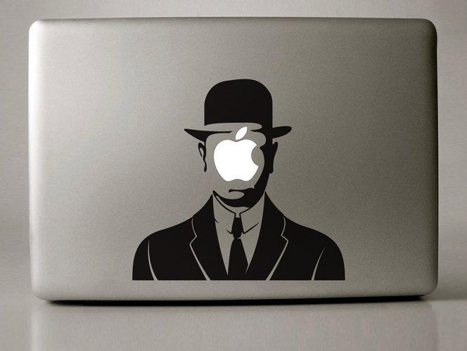 12 Adesivos de MacBook