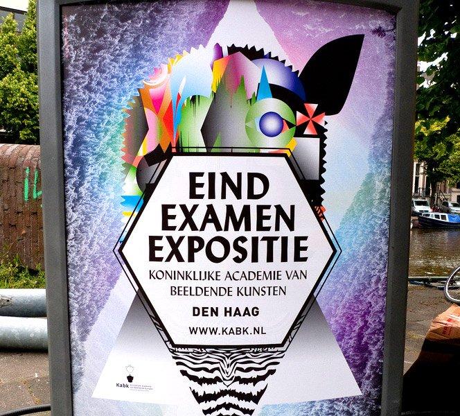 Posters em Amsterdam