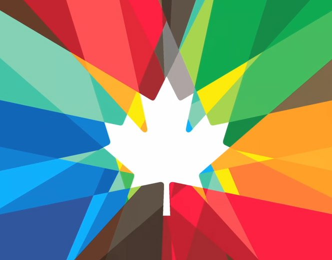 Redesign do Time Olímpico Canadense