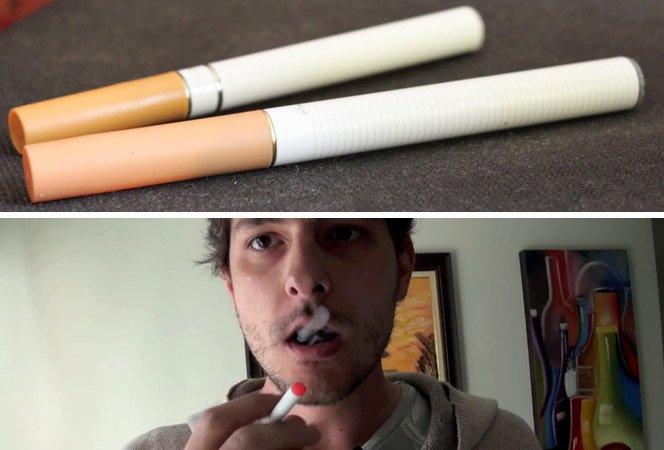 Cigarro Eletrônico . Video Reviews