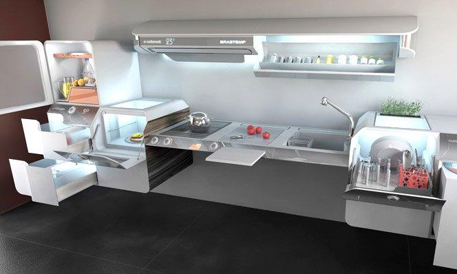 Cozinha Inovadora