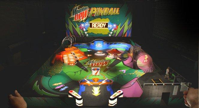 Pinball + Skate + BMX