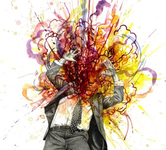 A Arte de Zach Johnsen