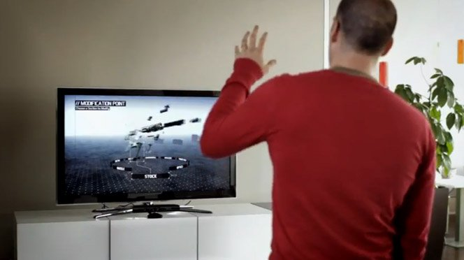 Xbox Kinect + Jogo de Tiro
