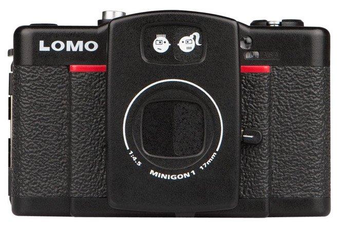 Nova Câmera LOMO LC-Wide