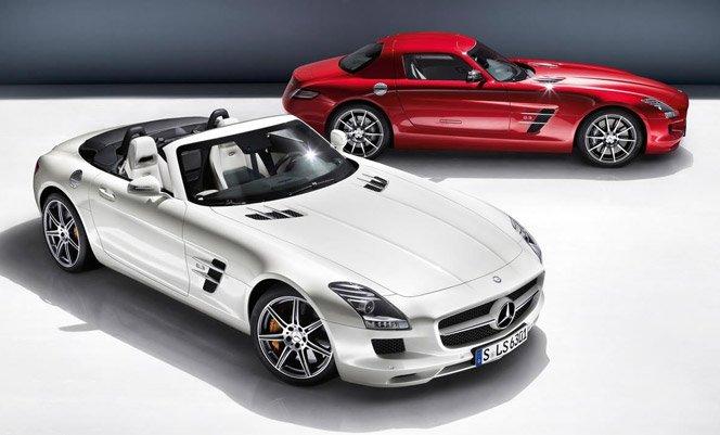 Mercedes-Benz para Passear no Final de Semana