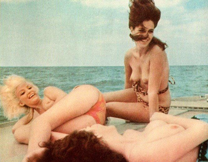Mulheres dos anos 60