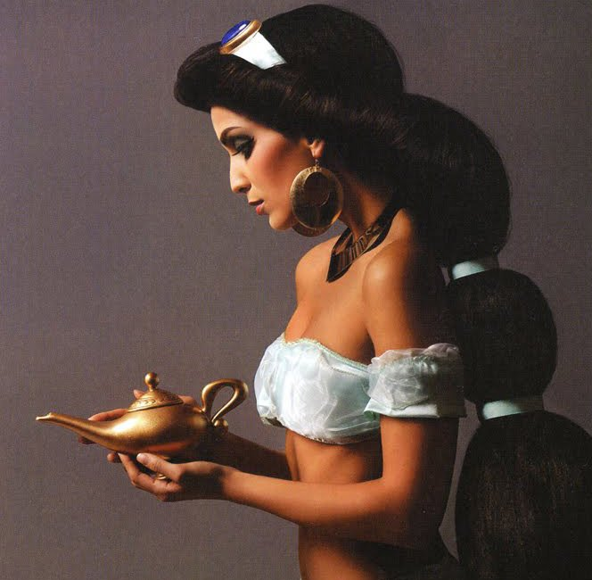 Princesas da Disney na Vida Real