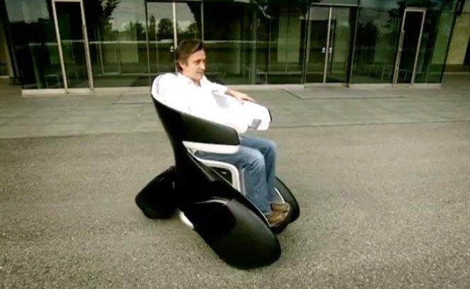 I-Real Toyota . Novo conceito em mobilidade urbana