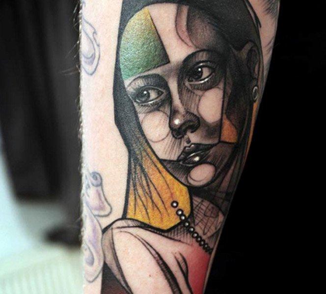 Tatuagem de Designer