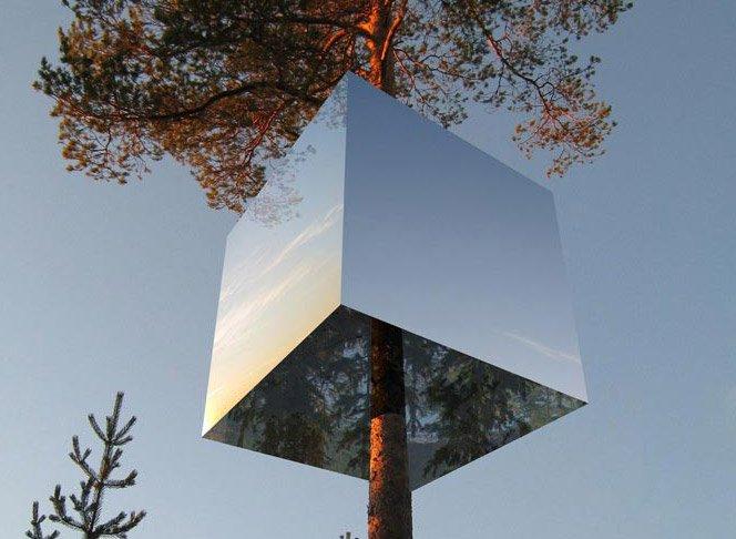 Hotel na Árvore – TreeHotel
