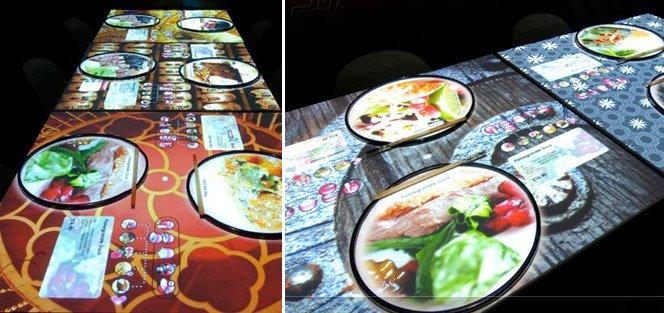 Almoço Interativo