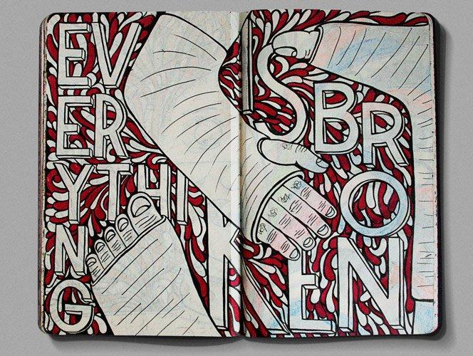 Cadernos Ilustrados – Projeto Brasileiro