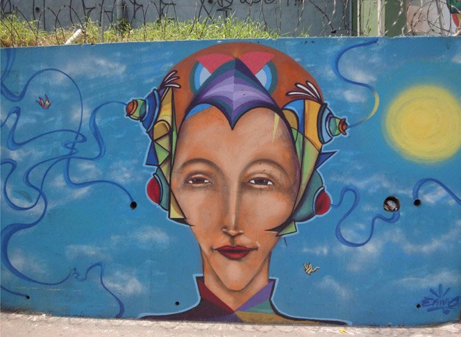 A arte do brasileiro Enivo