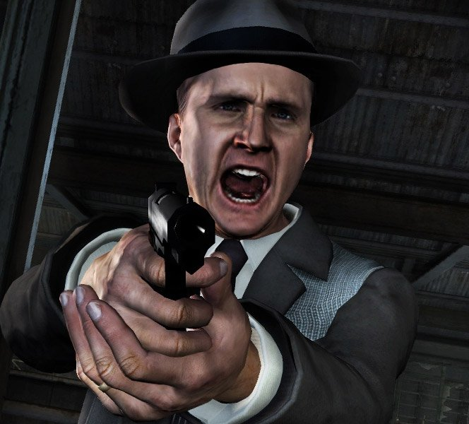 Expressões faciais realistas em games